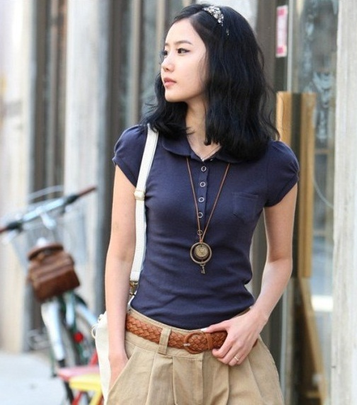 Korean-Fashion-Trend-2013-T-Shirts-for-Teen-2013 Most Stylish +20 Teenage Girls Fashion Trends