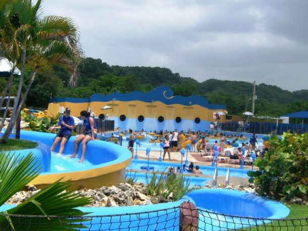 Las-Cascadas-Water-Park1 15 Of The World's Wildest WaterParks