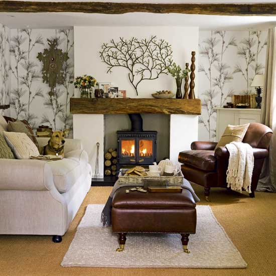 Tips On Choosing Wall Papers For Your Living Room Pouted