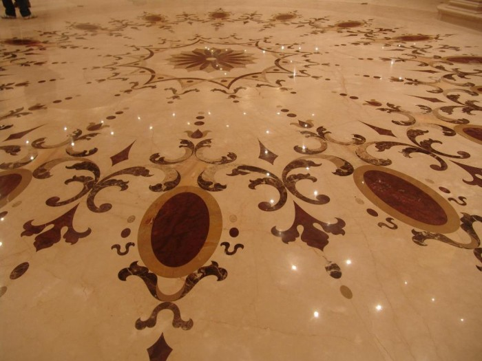 Marble_Floor 43 Modern And Creative Ideas Of Flooring Designs
