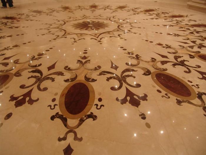 Marble_Floor 43 Modern And Creative Ideas Of Flooring Designs