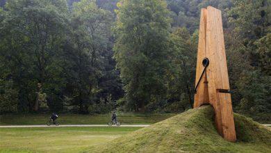 Photo of 24 Amazing Wooden Installations Art
