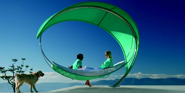 Modern-Luxury-Outdoor-Furniture-Wave 32 Most Interesting Outdoor Furniture Designs