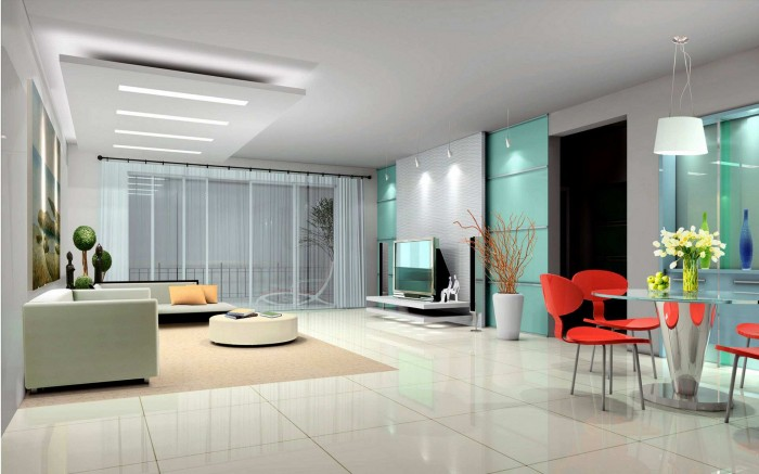 Modern-Stylish-Ideas-Theme 19 Creative Interior Designs For Your Home