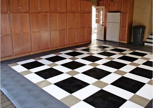 Modern-garage-flooring-design 43 Modern And Creative Ideas Of Flooring Designs