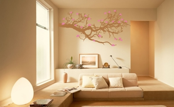 Modern-home-wallpaper-design-for-living-room Tips On Choosing Wall Papers For Your Living Room