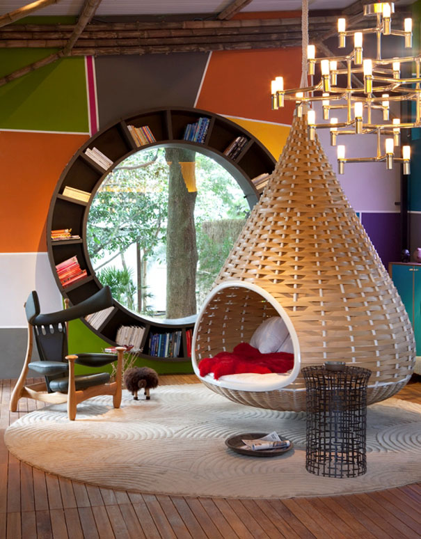 Modern-style-round-window-design-for-home Window Design Ideas For Your House