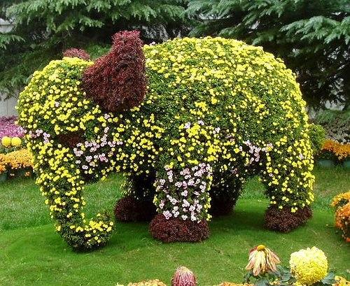Most-Amazing-Grass-Sculptures-8 23 Remarkable Grass Sculptures