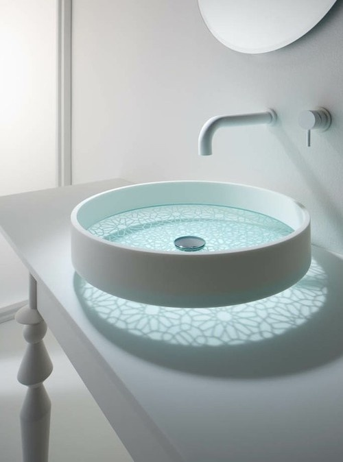 Motif-Basin-by-Omvivo-Picture-1 40 Catchy and Dazzling Bathroom Sinks