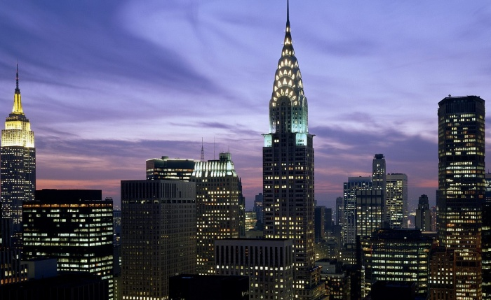"""NYC-skyline1 """"New York City"""" Is The Most Populous City In The United States"""