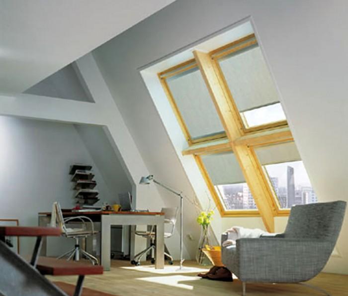 Nature-House-Lighting-Home-Interior-Design-Windows-Skylight Window Design Ideas For Your House