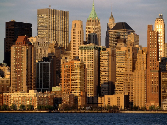 """NewYork3 """"New York City"""" Is The Most Populous City In The United States"""