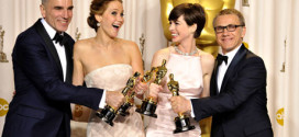 2013 Oscars' Winners And The 85th Academy Awards Ceremony
