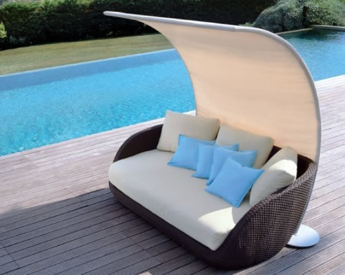 32 most interesting outdoor furniture designs pouted. Black Bedroom Furniture Sets. Home Design Ideas