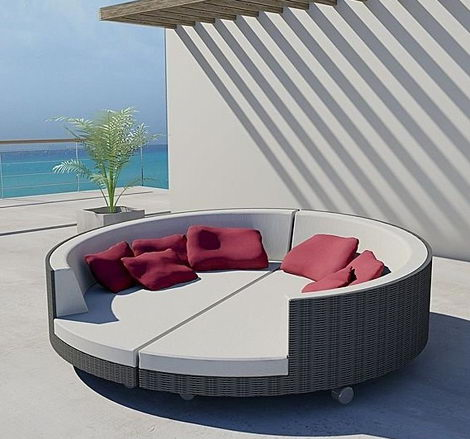 Outdoor-furniture-cushions-ideas 32 Most Interesting Outdoor Furniture Designs