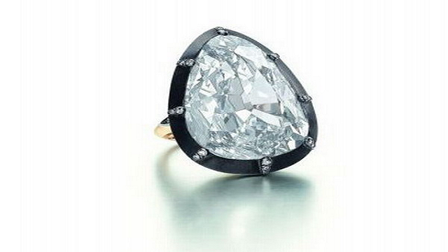 Pear-Shaped-Golconda-Diamond-Ring Top 25 Pieces Of Most Expensive Jewelry In The World