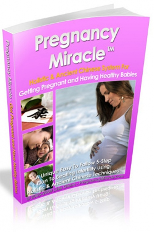 Pregnancy-Miracle-TM-Infertility-Cure-Book A Chinese Medicine Helps You Get Pregnant Quickly and Naturally within 2 Months