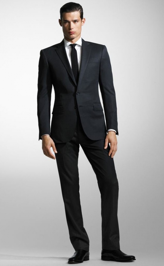 Ralph-Lauren-black-label-groom Which One Is The Perfect Wedding Suit For Your Big Day?!