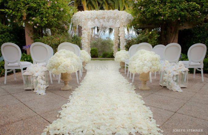Rancho-Valencia-wedding Do You Know How to Create a Wedding Website?