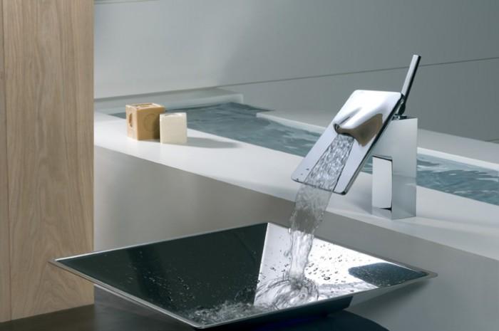 Riva+Art+monoc+lavabo+appoggio 40 Breathtaking and Unique Bathroom Faucets