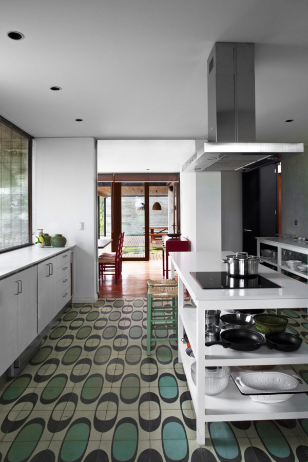 Rock-House-UN-Arquitectura-10 43 Modern And Creative Ideas Of Flooring Designs