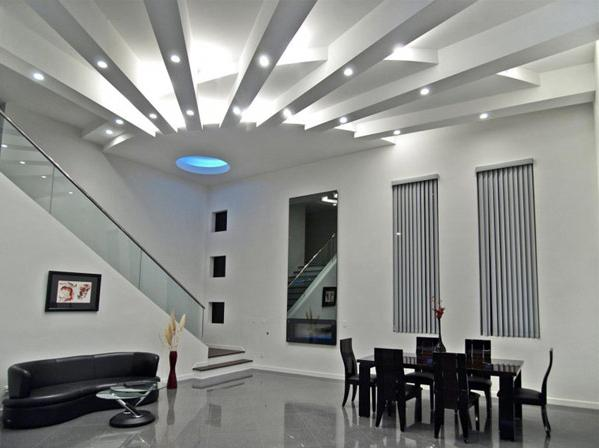 Roof-ceiling-design-20121 Fantastic Ceiling Designs For Your Home