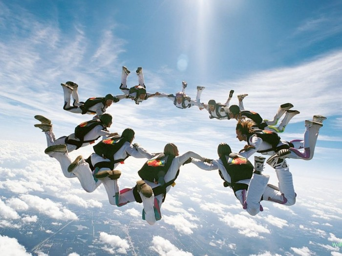 Skydiving_wallpapers_23 Skydiving Is A Recreational Activity And Competitive Sport,Do You Have Any Pervious Experience?