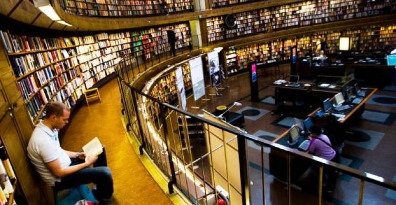 Photo of 25 Amazing Libraries From All Over The World