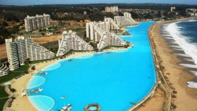 Photo of 14 Images Of The Largest Swimming Pool In The World