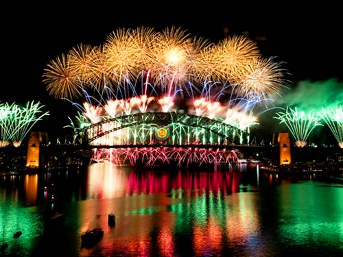Photo of 22 Most Marvelous Displays Of Fireworks From Around The World