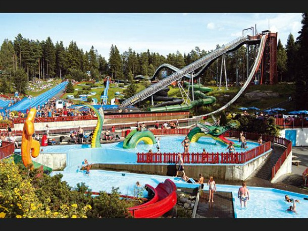 Sommarland-Sweden 15 Of The World's Wildest WaterParks