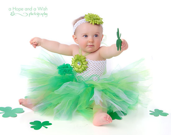 StPatsdress2_opt 1st Birthday Dresses For Your Baby Girl