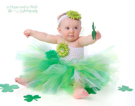 StPatsdress2_opt 1st Birthday Dresses For Your Baby Girl