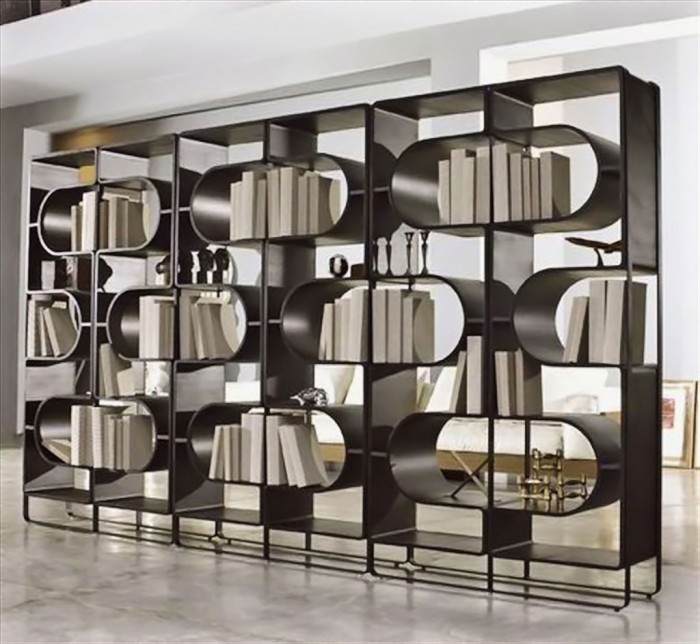 The-DNA-Bookcase-Book 40 Unusual and Creative Bookcases