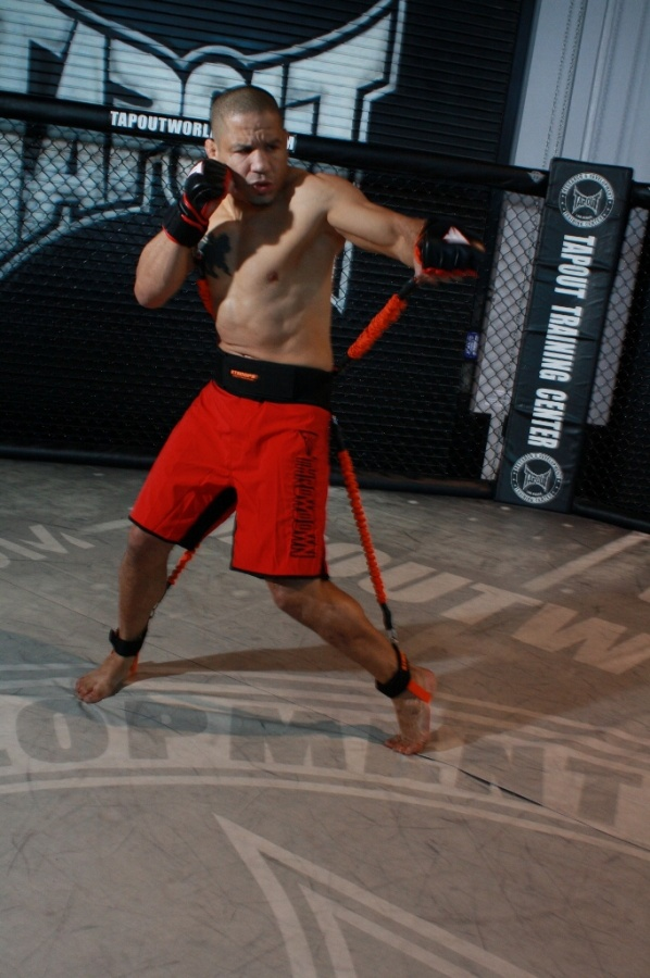 The-Striker 10 MMA Workouts to Achieve Fitness