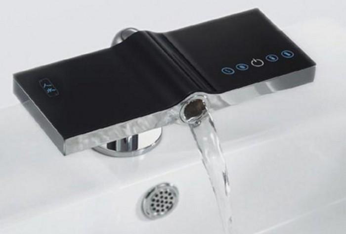 Touchscreen-Bathroom-Faucet 40 Breathtaking and Unique Bathroom Faucets
