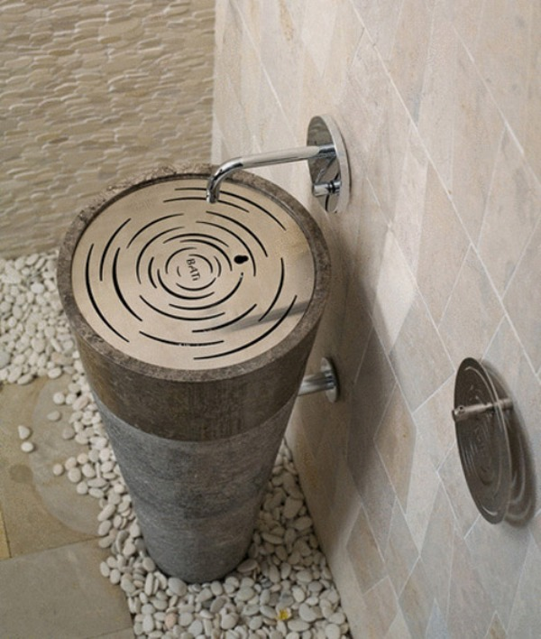 Unique-Pedestal-Sinks-For-Modern-Bathrooms-Design-Ideas-by-Bati2 40 Catchy and Dazzling Bathroom Sinks