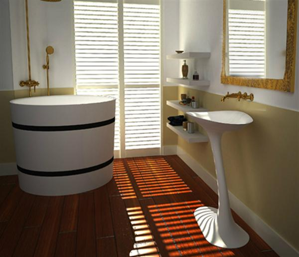 Unusual-Unique-Loft-Botinger-Sink-by-Roi 40 Catchy and Dazzling Bathroom Sinks