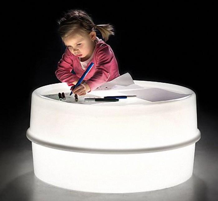 Verpan-Table-Light-Lifestyle-Illumesa 30 Most Creative and Unusual lamp Designs