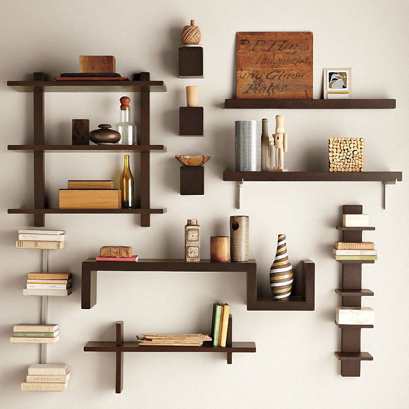 Wall-Bookshelves 26 Of The Most Creative Bookshelves Designs