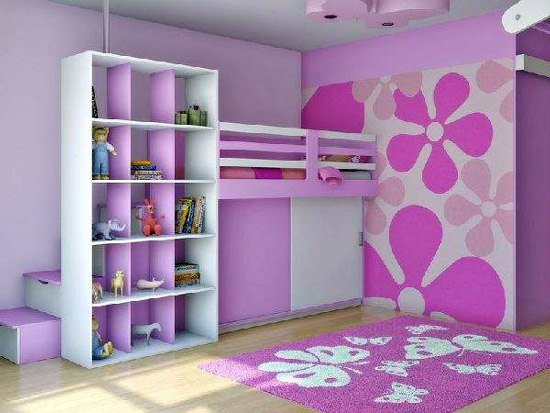 Wallpaper-for-Kids-Bedroom Create A Colorful Atmosphere In Your Kids Room By Wallpaper