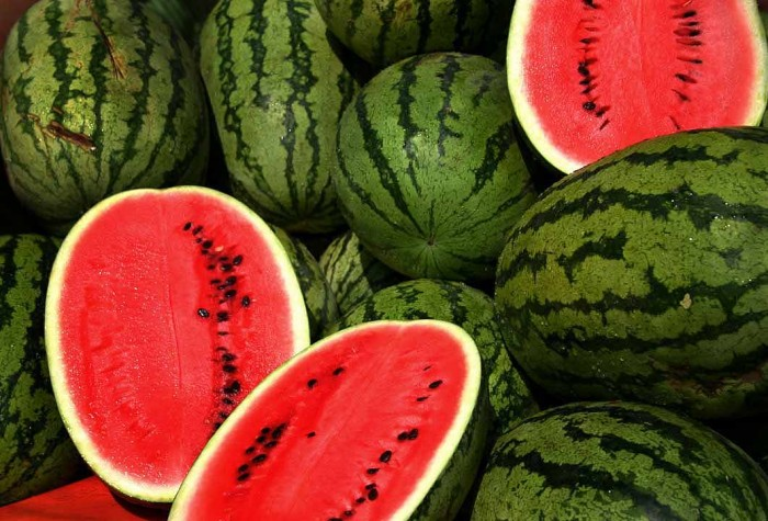 Watermelons 10 Foods That Could Fight The Aging Signs On Your Body