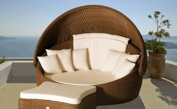 Wicker-Patio-Outdoor-Furniture-568x349 32 Most Interesting Outdoor Furniture Designs