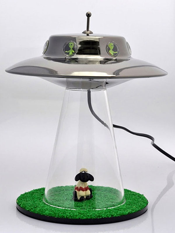 abduction_lamp_cow_ill_1 30 Most Creative and Unusual lamp Designs