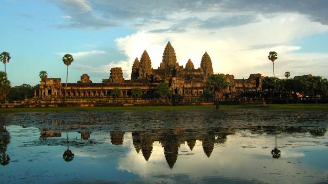 angkor Top 25 Places You Have To See Before You Die...