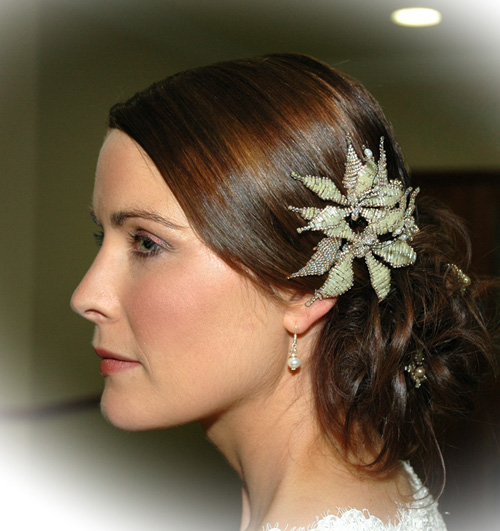 annh2 A breathtaking collection of Bridal Hair Accessories