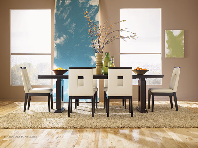 asian-Dining-Room-Furniture-design 45 Most Stylish and Contemporary Dining rooms