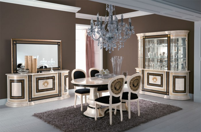 athena-diningset 45 Most Stylish and Contemporary Dining rooms