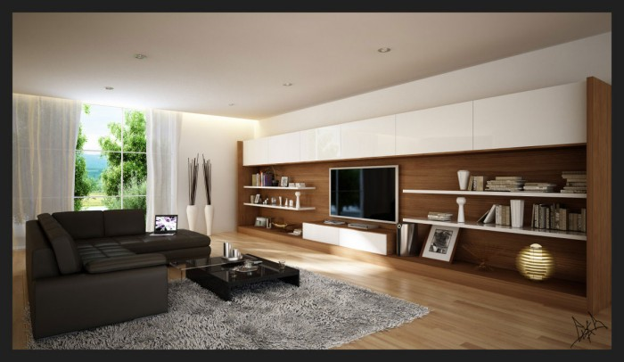awesome-living-room-designs-ideas +20 Modern Ideas For Living Rooms Designs