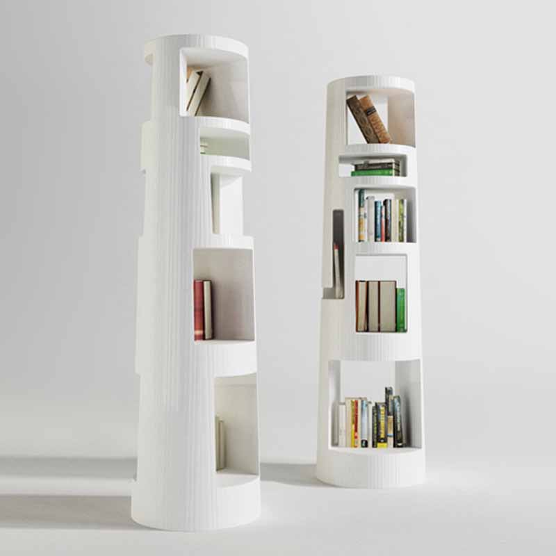 babel-unique-bookcases 40 Unusual and Creative Bookcases